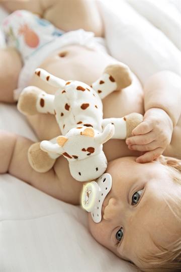 lustige schnullerkette mit tiermotiv babyartikel mit namen. Black Bedroom Furniture Sets. Home Design Ideas