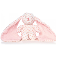 Teddy Big Ears Hase rosa