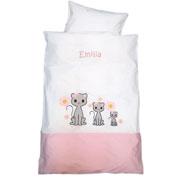 Bettwäsche Mit Namen Baby Und Kinderbettwäsche