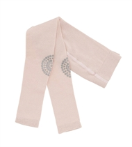 Leggings, GoBabyGo, Soft Pink Glitter