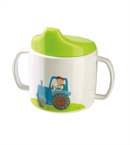 Kinderbecher Traktor, Haba