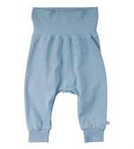 Babyhose Cozy Me, Müsli by Green Cotton, Forever Blue