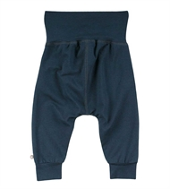 Babyhose Cozy Me, Müsli by Green Cotton, Midnight