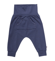 Baby Pocket Pants, Müsli by Green Cotton, Midnight