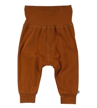 Babyhose Cozy Me, Müsli by Green Cotton, Ocher