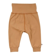 Babyhose Cozy Me, Müsli by Green Cotton, Toffee