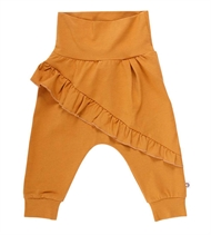 Babyhose mit Rüschen, Müsli by Green Cotton, Wood