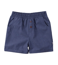 Shorts, Müsli by Green Cotton, Chambray