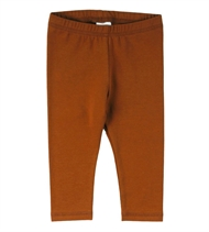 Baby Leggings Cozy Me, Müsli by Green Cotton, Ocher